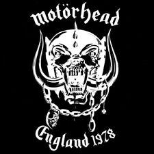 Motorhead - England 1978 White Vinyl LP - CLP-2108-1