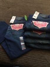 NWT Boy's Size 12 Reg LEVIS STRAUSS & CO. 511 Slim Fit Blue Jeans