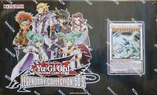 Yu-gi-oh Legendary Collection 5D's LC5D New Sealed English 1st Edition BNIB