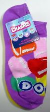 5 PAIRS MENS BOYS GIRLS CHARMS ASSORTED CANDY NO SHOW SOCKS SIZE 9-11 L138