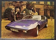 1976-1977 Lotus Elite Sales Brochure Sheet Excellent Original 76-77