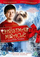 Christmas Miracle Of Jonathan Toomey, The (DVD) (NEW AND) (REGION 2) (FREE POST)