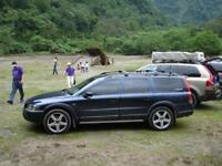 R Line SIDE SKIRTS FOR VOLVO V70 XC70 MK1 SIDESKIRTS SILL COVERS SKID PLATE