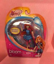 Winx Club Jakks Concert Bloom Mini Doll NIB