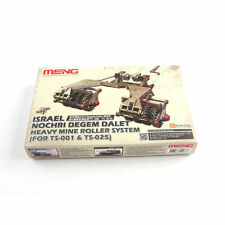 Meng 1:35 Israel Nochri Degem Dalet Heavy Mine Roller System Accessory #SPS021