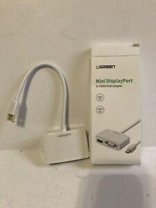 UGREEN Mini DisplayPort to HDMI & VGA Adapter Converter 4K Thunderbolt 2.0 Apple