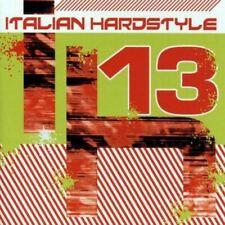 ITALIAN HARDSTYLE VOL. 13 ( 2 CD ) NUOVO CELOPHANATO
