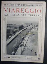 CENTO CITTA' D'ITALIA - N .41 - LUCCA - VIAREGGIO
