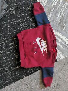 Nike Air Jumper Top Baby Boys 0-3 Months