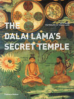 The Dalai Lama's Secret Temple. Tantric Wall Paintings from Tibet (Paperback boo