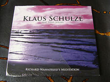 Slip Album: Klaus Schulze : Richard Wahnfried's Miditation : Feat Steve Jollife