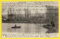 cpa FRANCE Ecrite en 1903 LONS LE SAUNIER (Jura) Le PARC