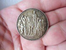 schöne, alte Münze , 3 Mark , Mit Gott für König und Vaterland  , 1913    !