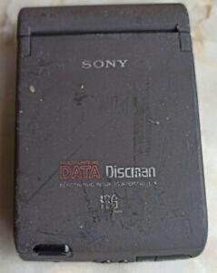 Sony Data Discman DD-1EX als Ersatzteilespender in optischen schlechten Zustand