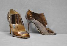 6fe394a6fe E0 NEW JIMMY CHOO Vintage Mirror Antique 100mm Heels Sandals Shoes Size 36  $895