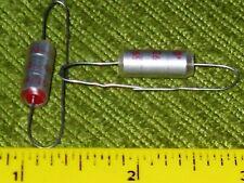 Radio/Electronics.  2 - Ex-Government/Military Grade Capacitors.  .04 MFD.  NOS.