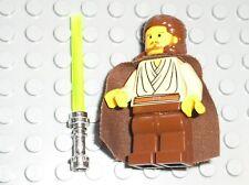 Minifig LEGO STAR WARS Qui-Gon Jinn Minifigure / Set 7204 7171 7161 7101 7121