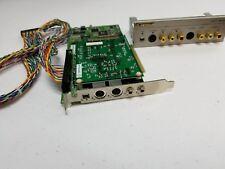 Canopus DV Storm2 Plus DVStorm-RT Codec Video Card w/ StormEncoder & StormBay