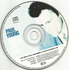 Paul Young - Don't Dream It's Over 1991 limited edition picture disc CD single