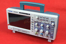 "DSO5202P Digital 200MHz Oscilloscope 2 Channels 1GS/s 7"" TFT LCD 800x480 Hantek"