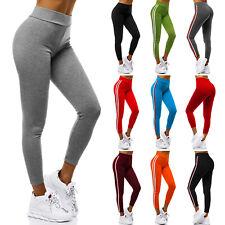 Leggings Sport Yoga Fitness Leggins Jogginghose Trainingshose Hose Damen OZONEE