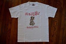 deadstock 1998 DJ SHADOW Mowax phil frost vtg 90s rap hip hop T-shirt promo M/L