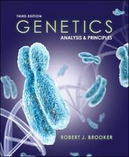 Genetics : Analysis and Principles by Robert J. Brooker