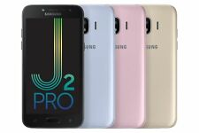 New Samsung Galaxy J2 Pro 2018 Sim Free 16GB SINGLE sim 4G LTE Smartphone COLOUR