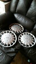 """FORD FIESTA & ESCORT Genuine 13"""" Inch Wheel Trims"""