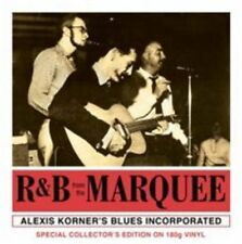 Alexis Korner's Blues Inc R&b From The Marquee LP Vinyl Europe Not Now 2014 12