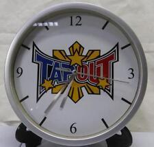 Pendule murale horloge 20cms TAPOUT MMA 2 ( boxe combat freefight arts martiaux