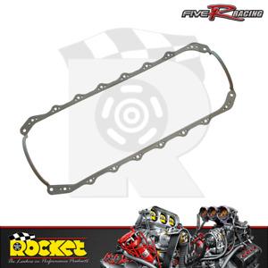 5R Racing 1 Piece Rubber Oil Pan Gasket Fits Holden 253-308 - 5REGOP-308R