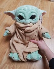 Build a Bear Disney Star Wars Mandalorian The Child Baby Yoda with Sounds New