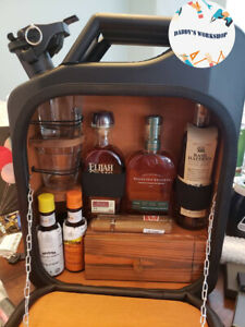Jerry Can Mini Bar | Canister Mini Bar | Jerry Can |  Man's Gift (0.1)