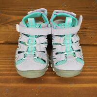 Toddler Girls' Afton Hiking Sandals Purple - Cat & Jack - Size 6