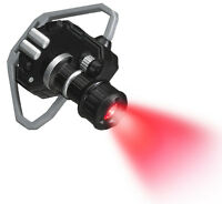 SpyX Micro Spy Light- Bright Red LED Light Helps You On Your Night Spy Missions