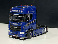 "SCANIA TRUCK WSI MODELS(R HIGHLINE CR20H 4x2) ""BAS MICHIELSEN""01-2912"