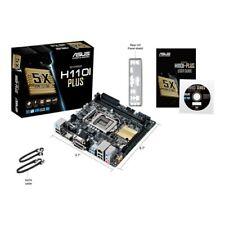 ASUS H110I-PLUS Brand New Motherboard Mini-ITX DDR4 PCI Ex 3.0 6th 7th i3 i5 i7