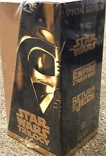 STAR WARS TRILOGY 1997 BOX SET SPECIAL EDITION DIGITALLY MASTERED THX ***NEW***