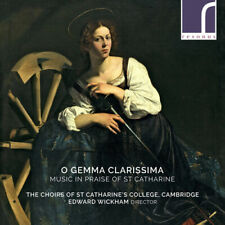 Jacob Regnart : O Gemma Clarissima: Music in Praise of St. Catharine CD (2019)