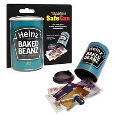 Sterling Security Heinz Haricots Cuits peut Jar Secret Boîte de rangement caché Safe