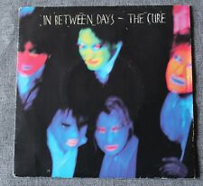 The Cure, in between days / the exploding boy, SP - 45 tours France