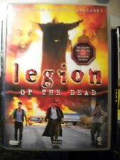 DVD - HORROR - LEGION OF THE DEAD -
