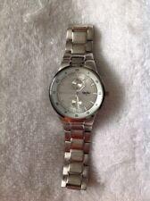 Mossimo MM90258  Silver White Tone Men's Watch