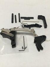 G17 Lower Parts Kit Adj Trigger Extended Slide Release & Slide Lock For Glock 17