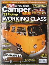 Volksworld VW Camper & Bus May 2018 Volkswagen '72 Pickup Type 25 23 Window