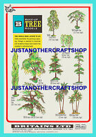 Britains Make Up Tree A3 Size Poster Shop Display Sign Advert Leaflet from 1971