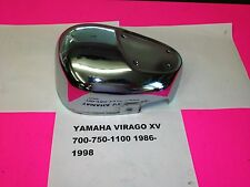 YAMAHA VIRAGO XV 750-1100 LEFT SIDE VACUUM CHROME COVER