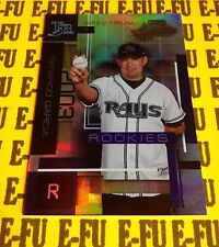 2003 Playoff Absolute Mem Spectrum RC GERARDO GARCIA #ed 100/100 Rare # Rays