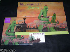 Dinosaur Jr., Farm, First Press, With Limited Edition Poster & Postcard